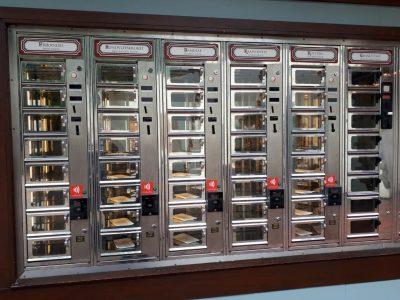 ADM Automaten - snackautomaat Efteling