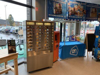 ADM Automaten - mobiele snackautomaat