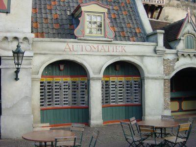 ADM Automaten - snackautomaten Efteling