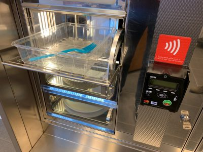 ADM automaten - automatiek geopend