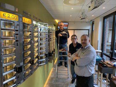 ADM automaten - installeren