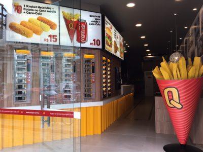 ADM automaten - snackautomaten