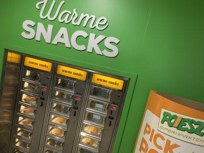 ADM Automaten - warme snackautomaten