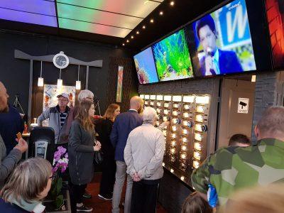 ADM Automaten - snackautomaat Zweden