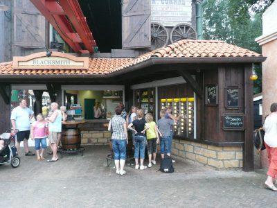 ADM Automaten - snackautomaten Slagharen